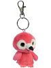 Mango Flamingo YooHoo Keychain Stuffed Animal by Aurora World