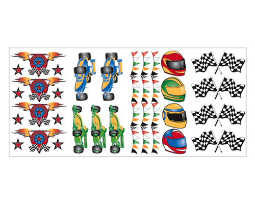 Formula Wall Decals Wall Stickers - Formula 1 wall decals