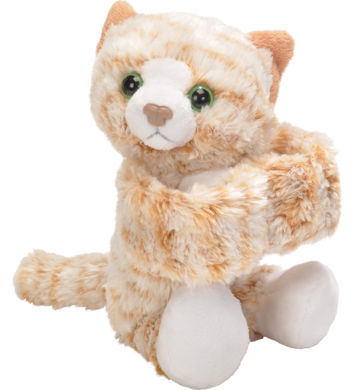 Tabby Cat Huggers Stuffed Animal By Wild Republic