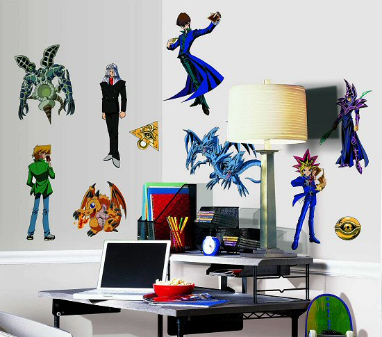 Yu Gi Oh Roommates Wall Decals Amp Wall Stickers
