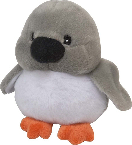 88271ab16eb9 Rockhopper Penguin Pudgy Pals Stuffed Animal by Wild Republic